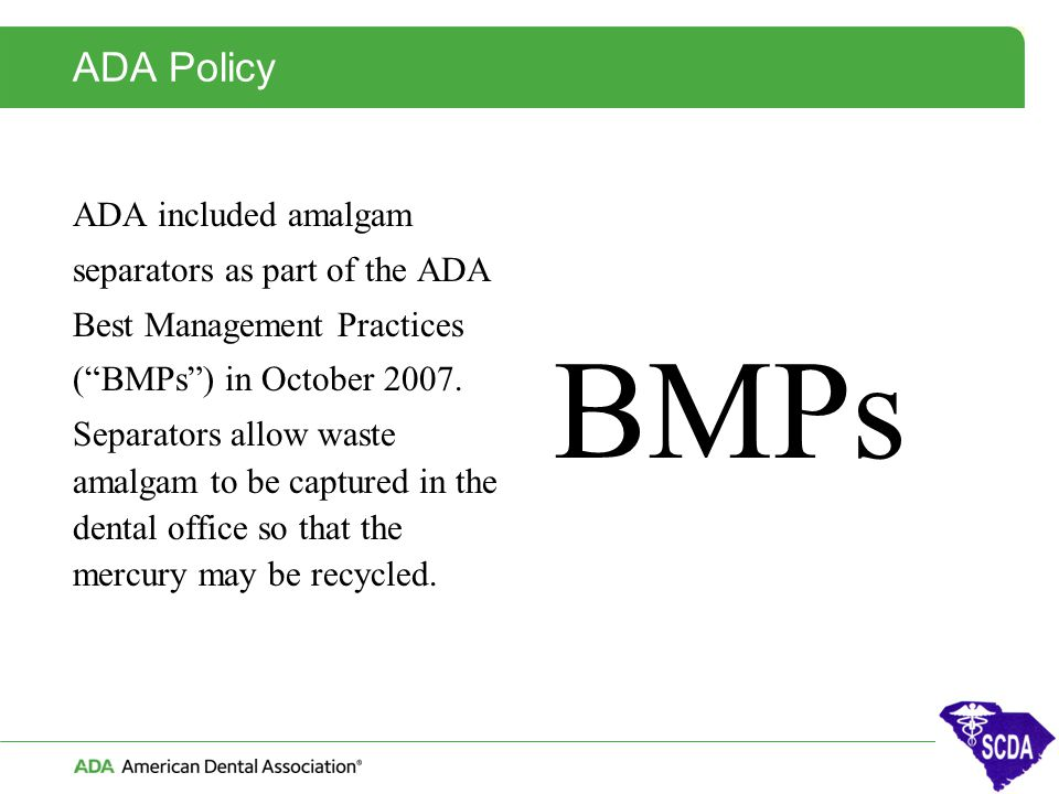 ADA Policy