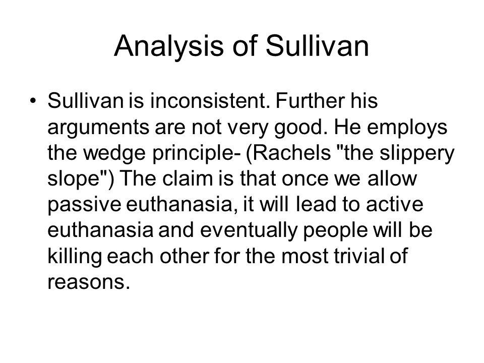 Analysis of Sullivan