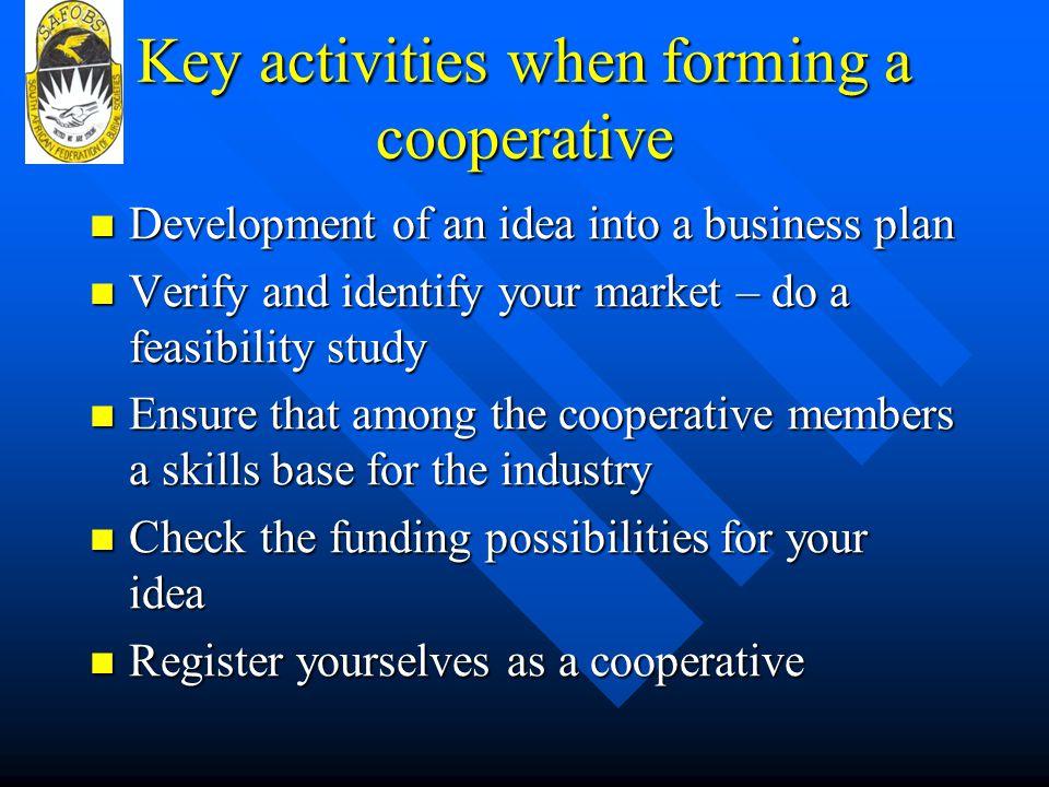 cooperative essay