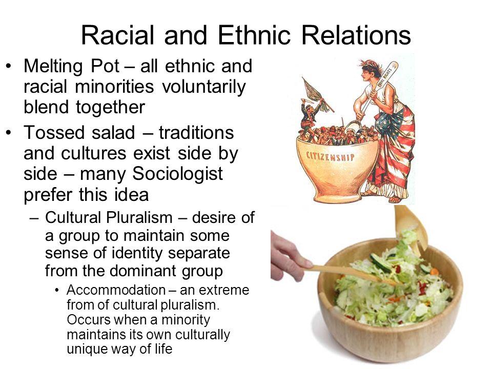 America Melting Pot Or Salad Bowl Essay Help