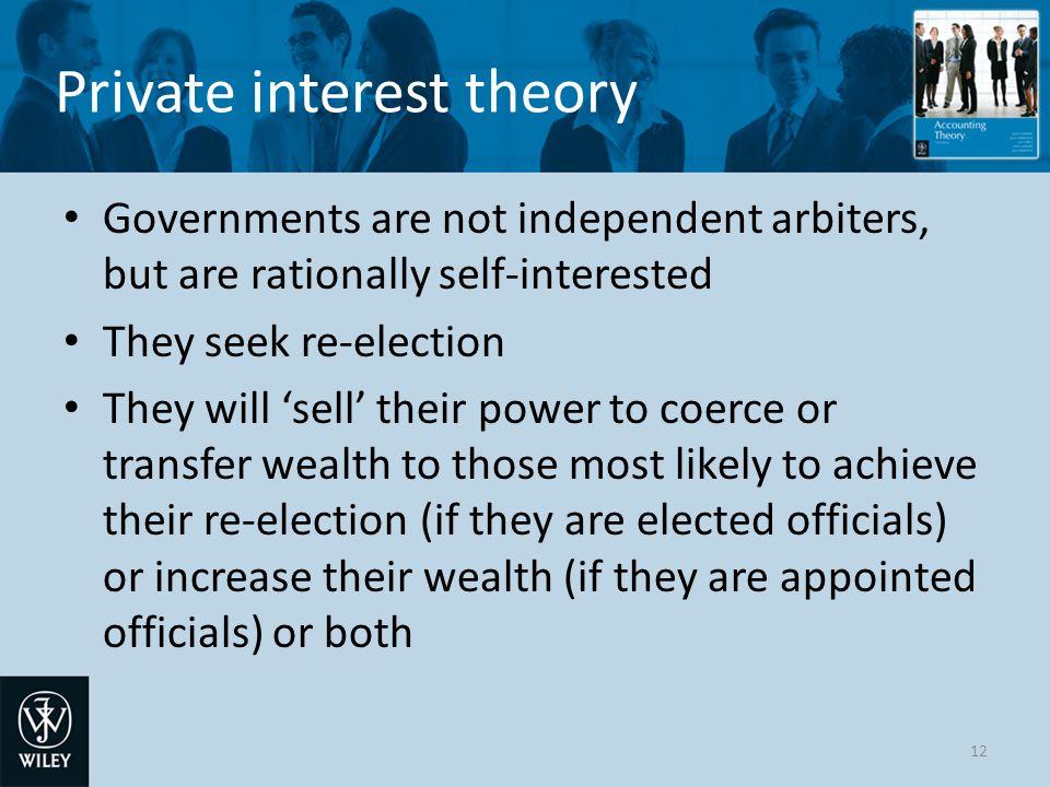 public choice theory essay