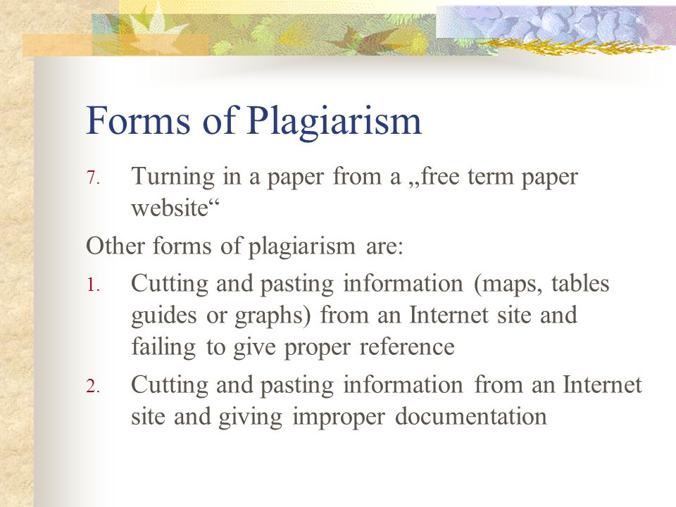 Term Papers Online: 99+ Sites for Your FREE Paper