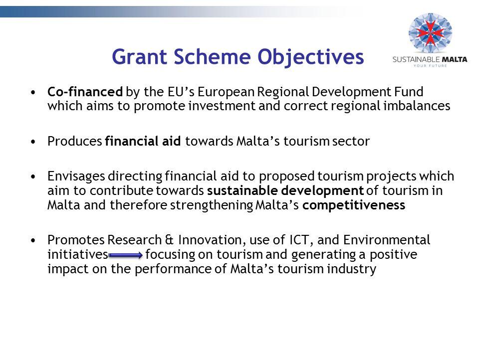 Grant Scheme Objectives