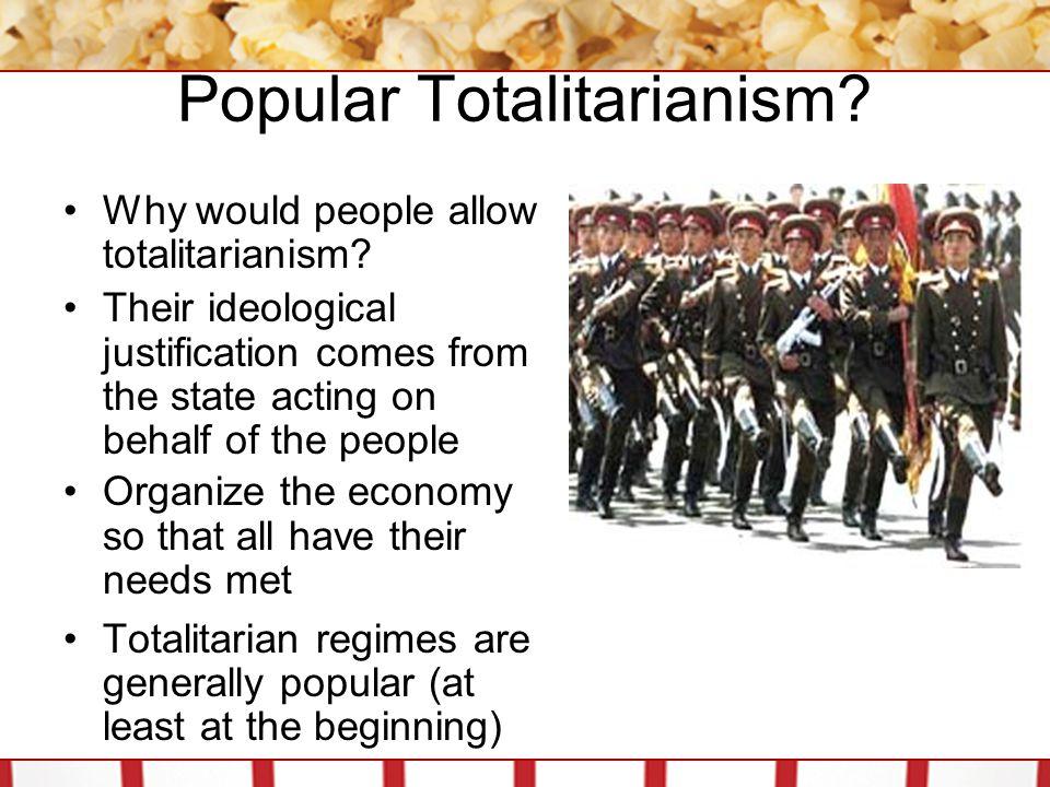 Popular Totalitarianism