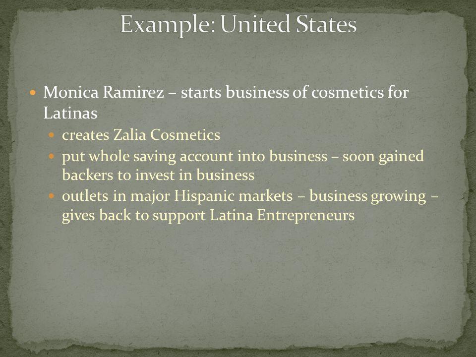 Example: United States