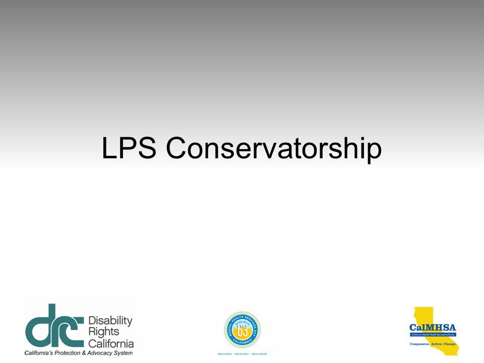 LPS Conservatorship