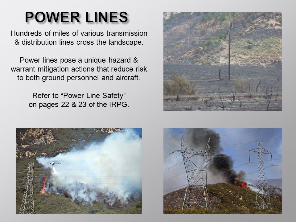 Refer to Power Line Safety