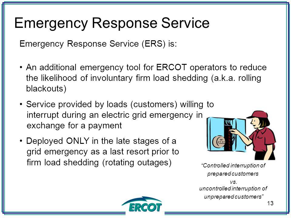 Emergency Response Service