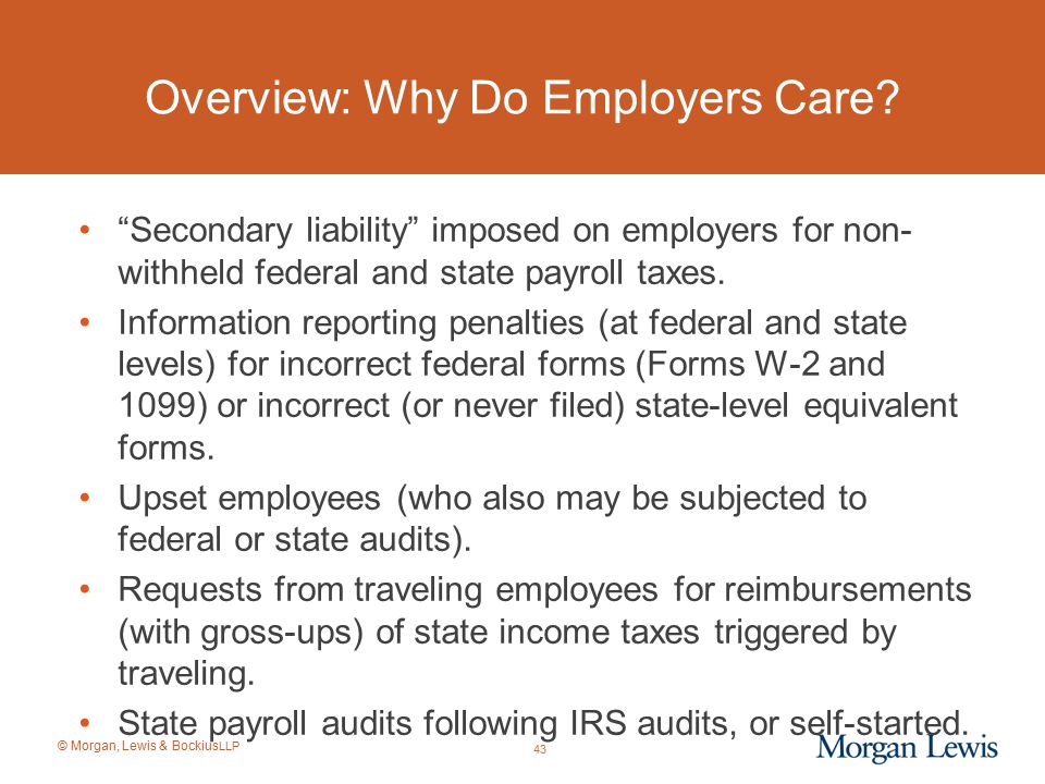 Overview: Why Do Employers Care