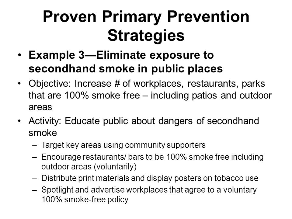 smoke free policy To provide rural and urban communities across kentucky with science-based strategies for advancing smoke-free policies on the local level and educating citizens and policymakers about the importance of smoke-free environments.