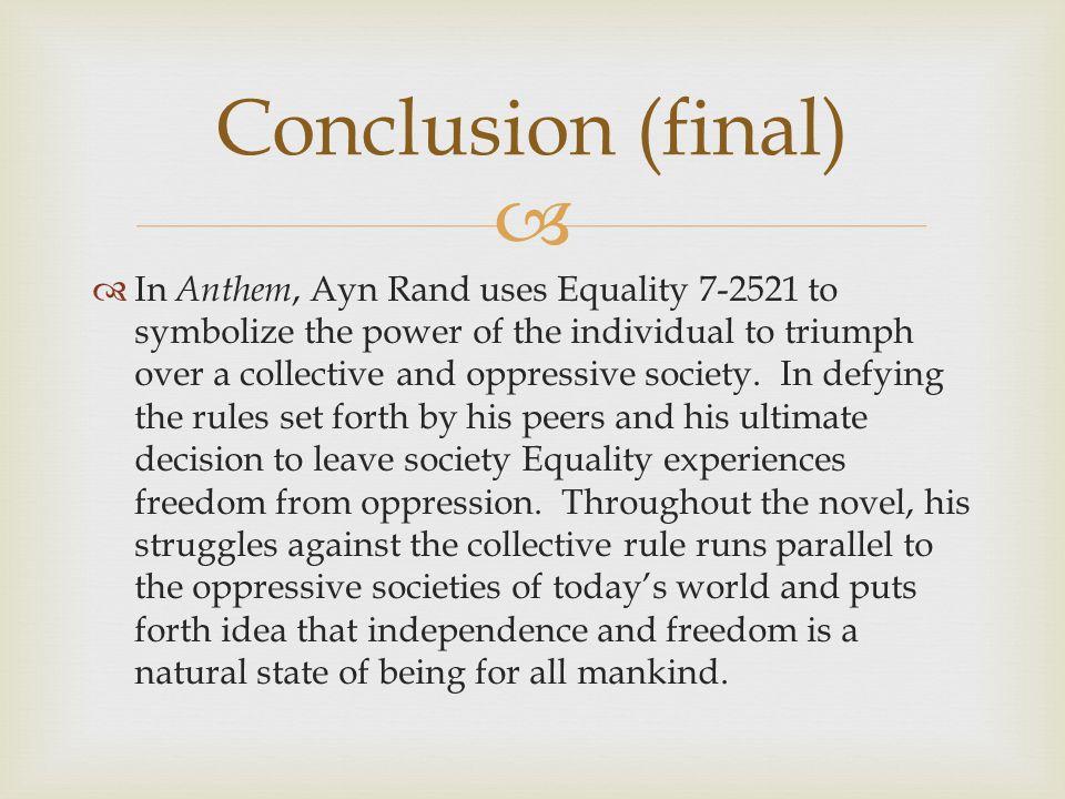 Conclusion (final)