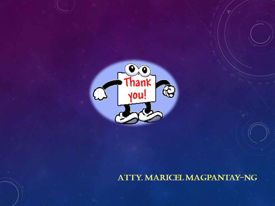 Atty. Maricel Magpantay-Ng