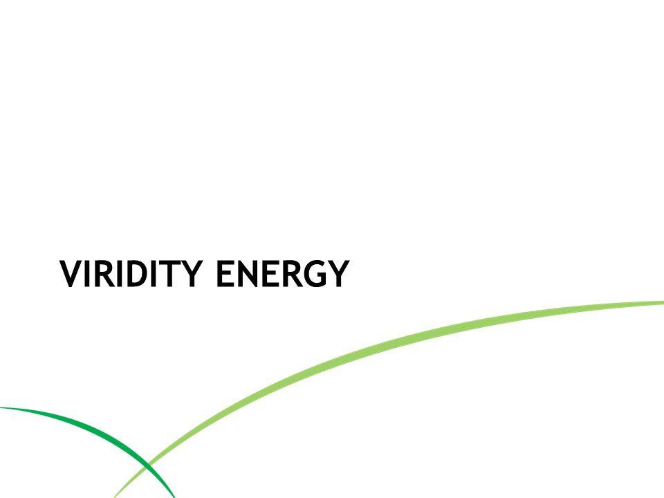 Viridity energy