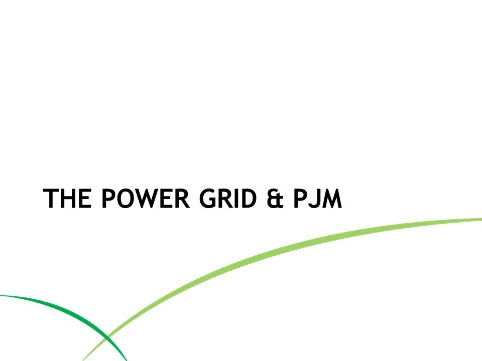 The power grid & PJM