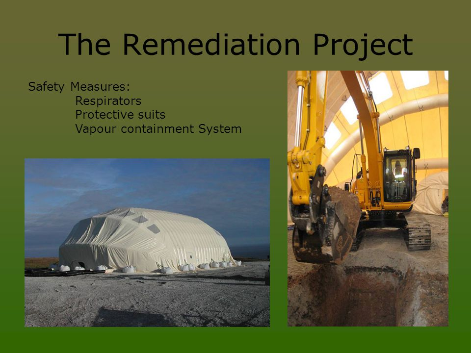 The Remediation Project