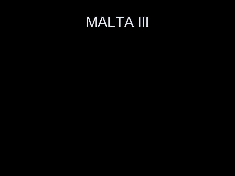 MALTA III