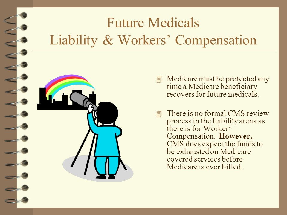 Future Medicals Liability & Workers' Compensation