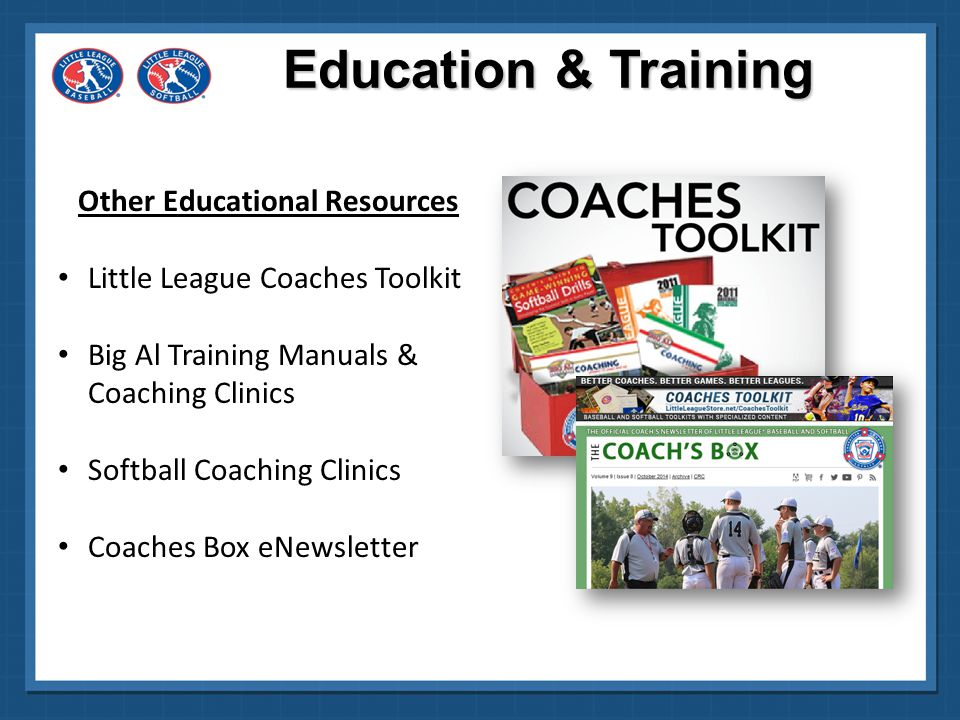 Other Educational Resources