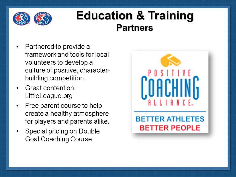 Education & Training Partners