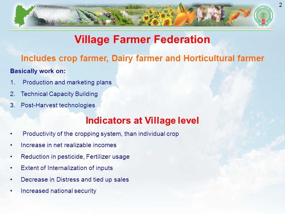 Village Farmer Federation
