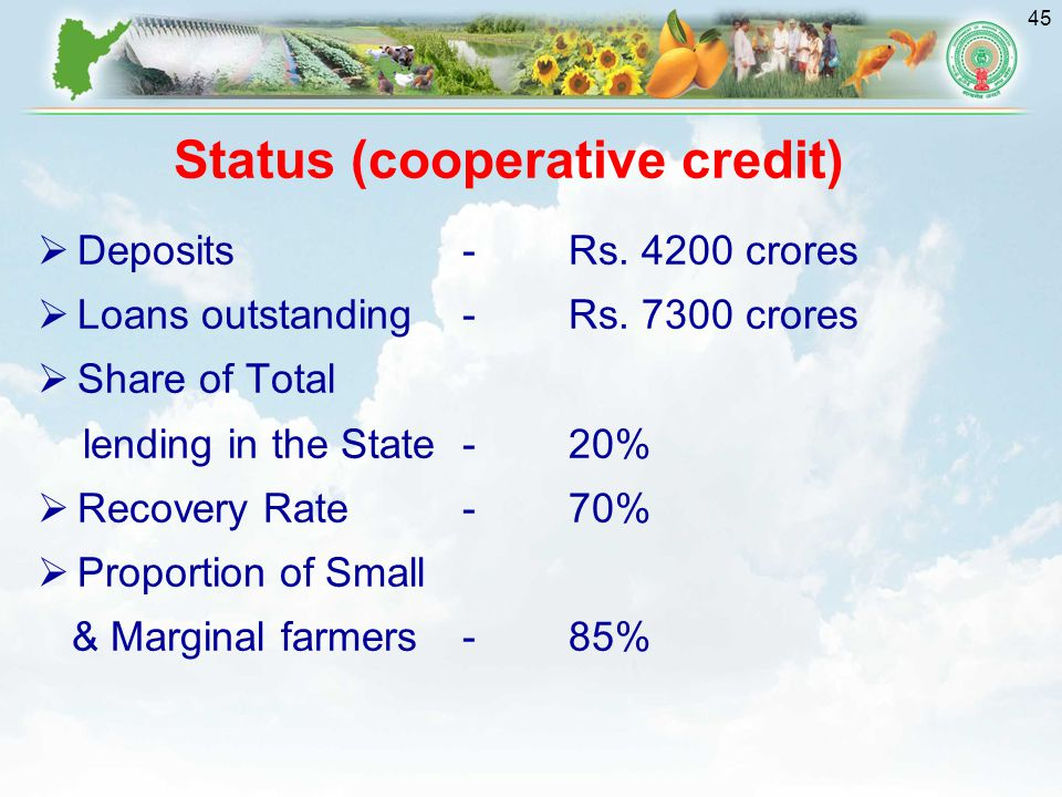 Status (cooperative credit)