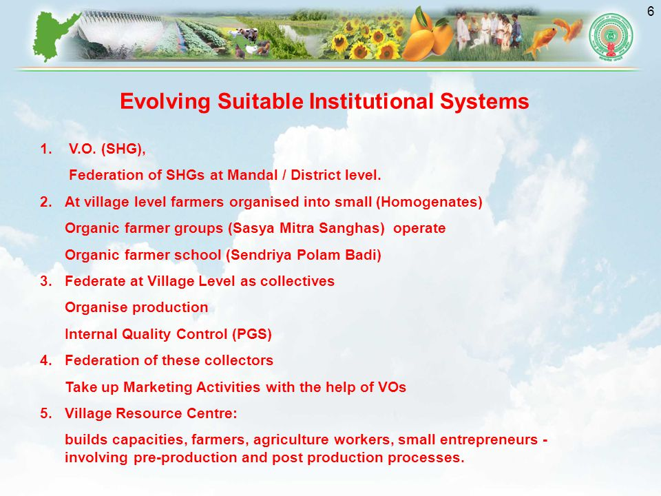 Evolving Suitable Institutional Systems