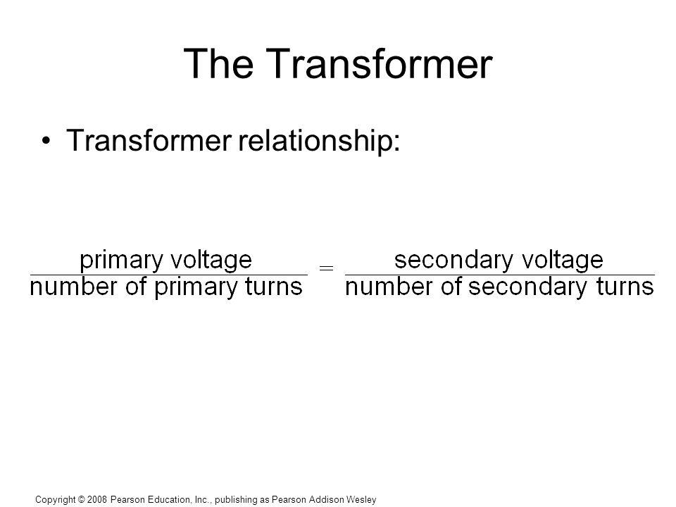 The Transformer Transformer relationship: