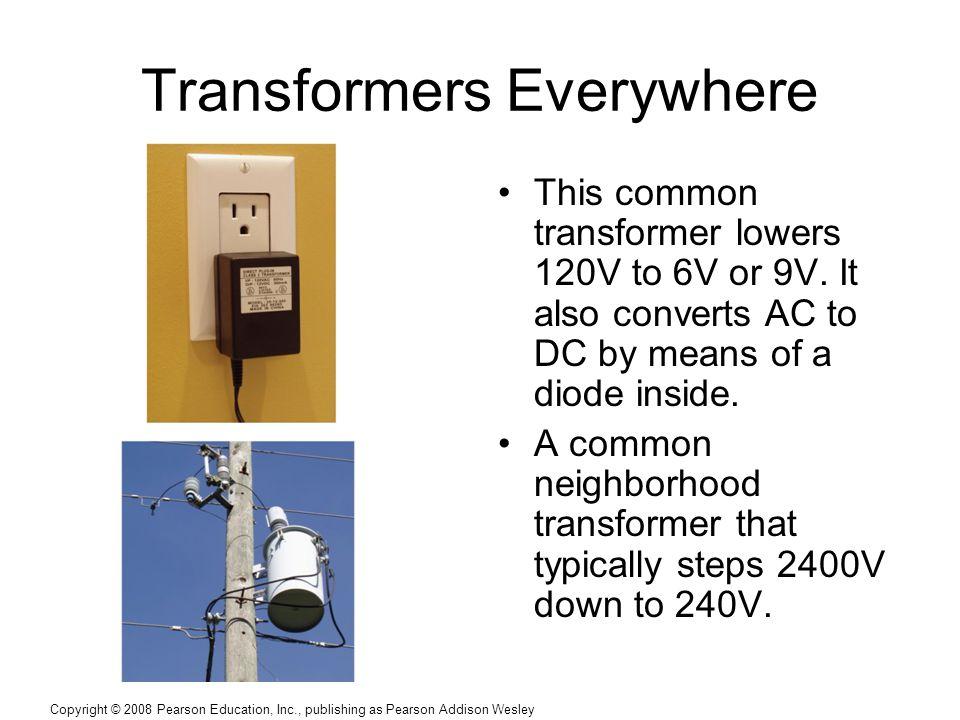 Transformers Everywhere