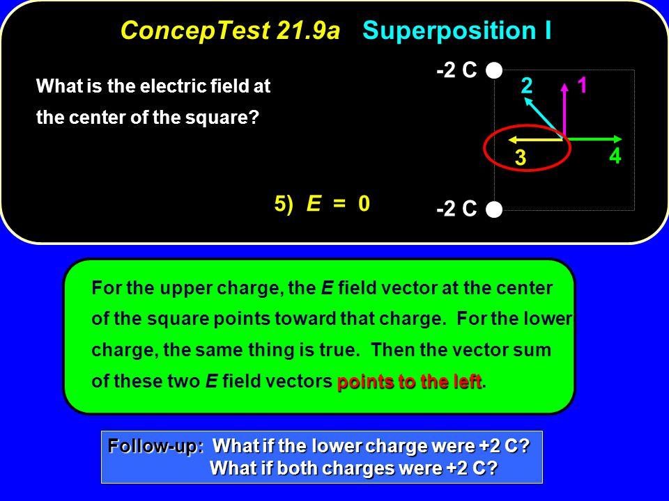 ConcepTest 21.9a Superposition I
