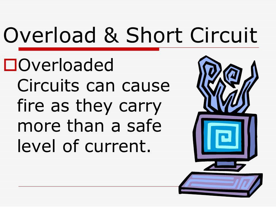 Overload & Short Circuit