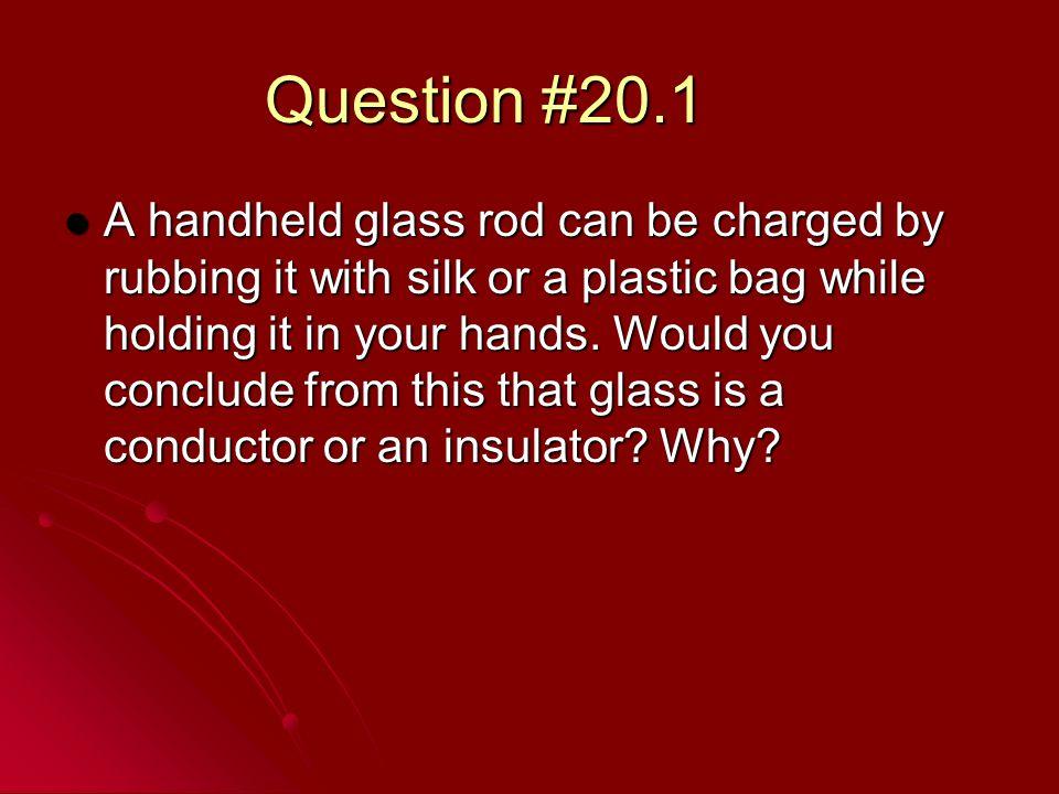 Question #20.1