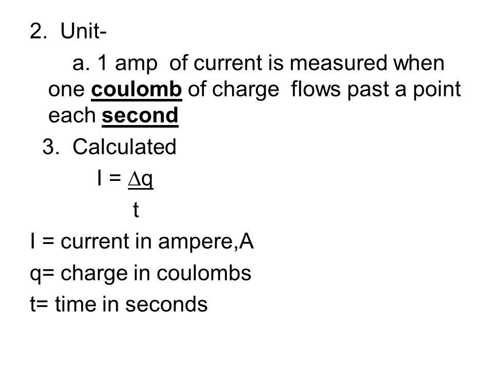 2. Unit- a.