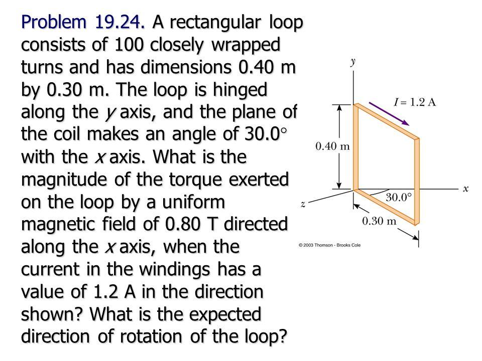 Problem 19.24.
