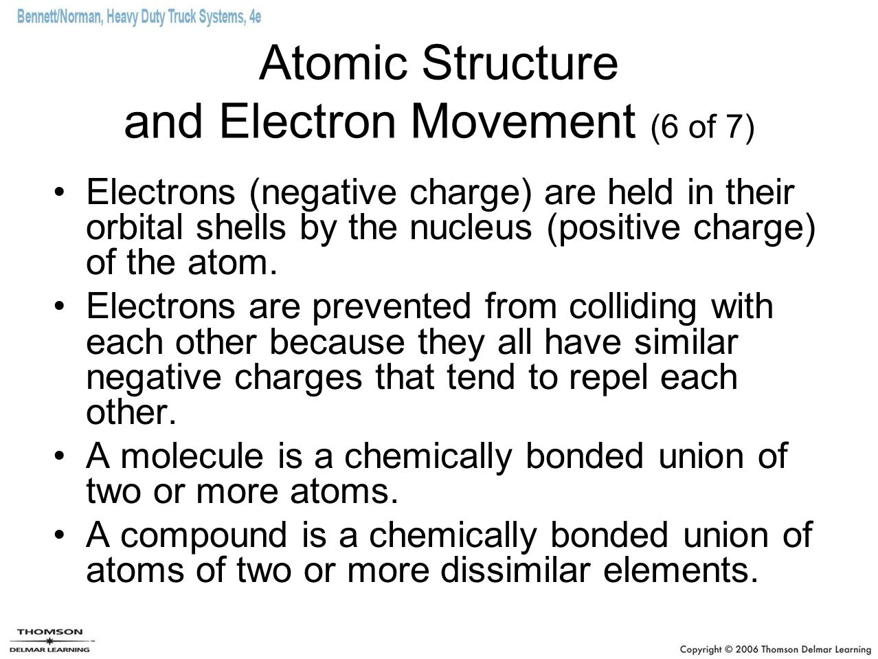 Atomic Structure and Electron Movement (6 of 7)