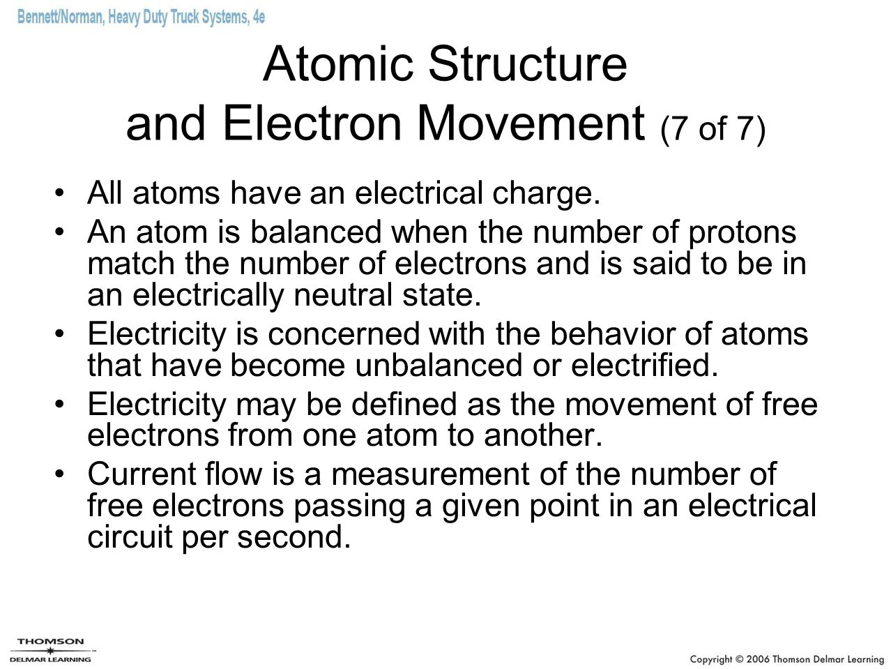 Atomic Structure and Electron Movement (7 of 7)