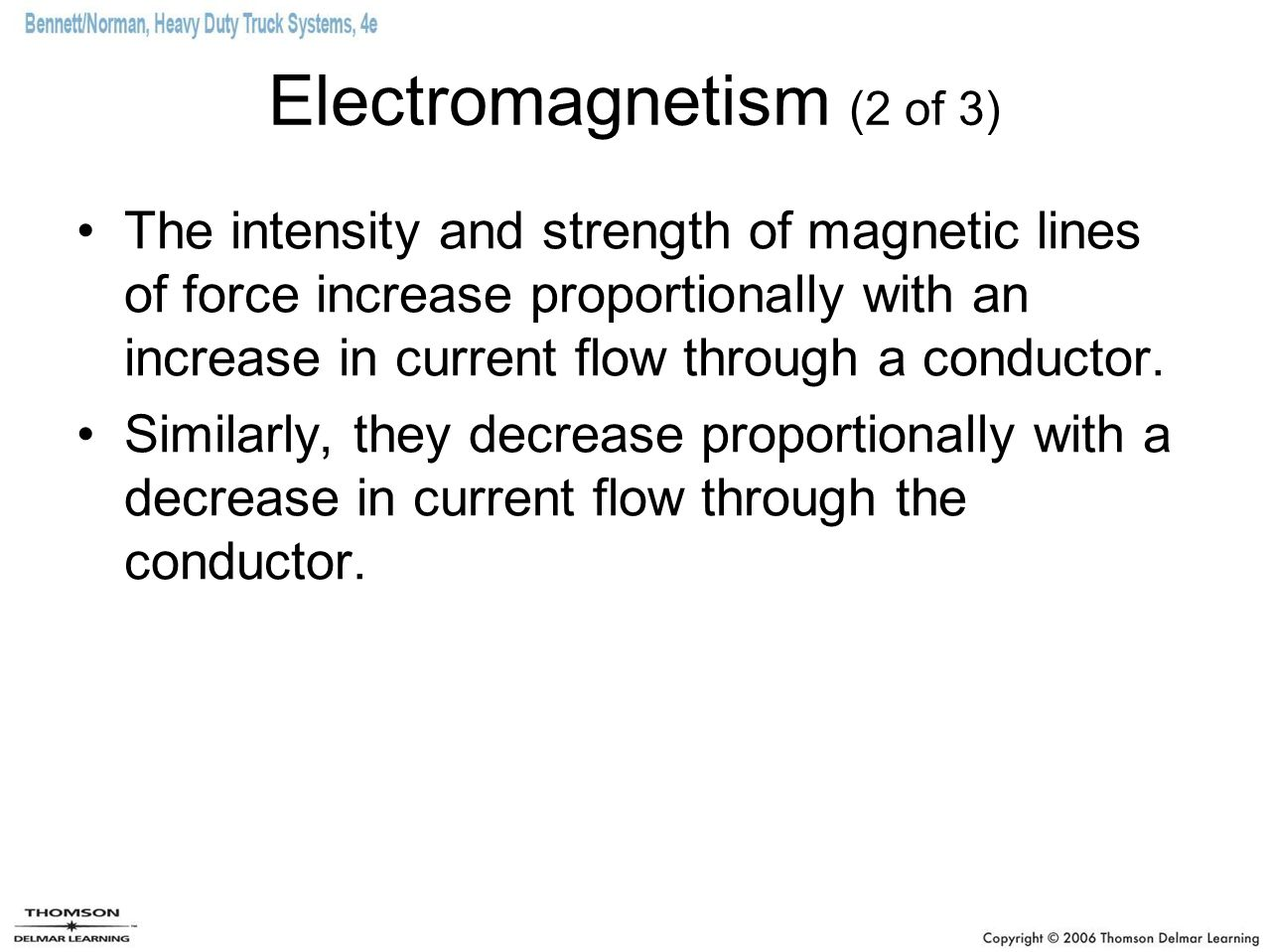 Electromagnetism (2 of 3)