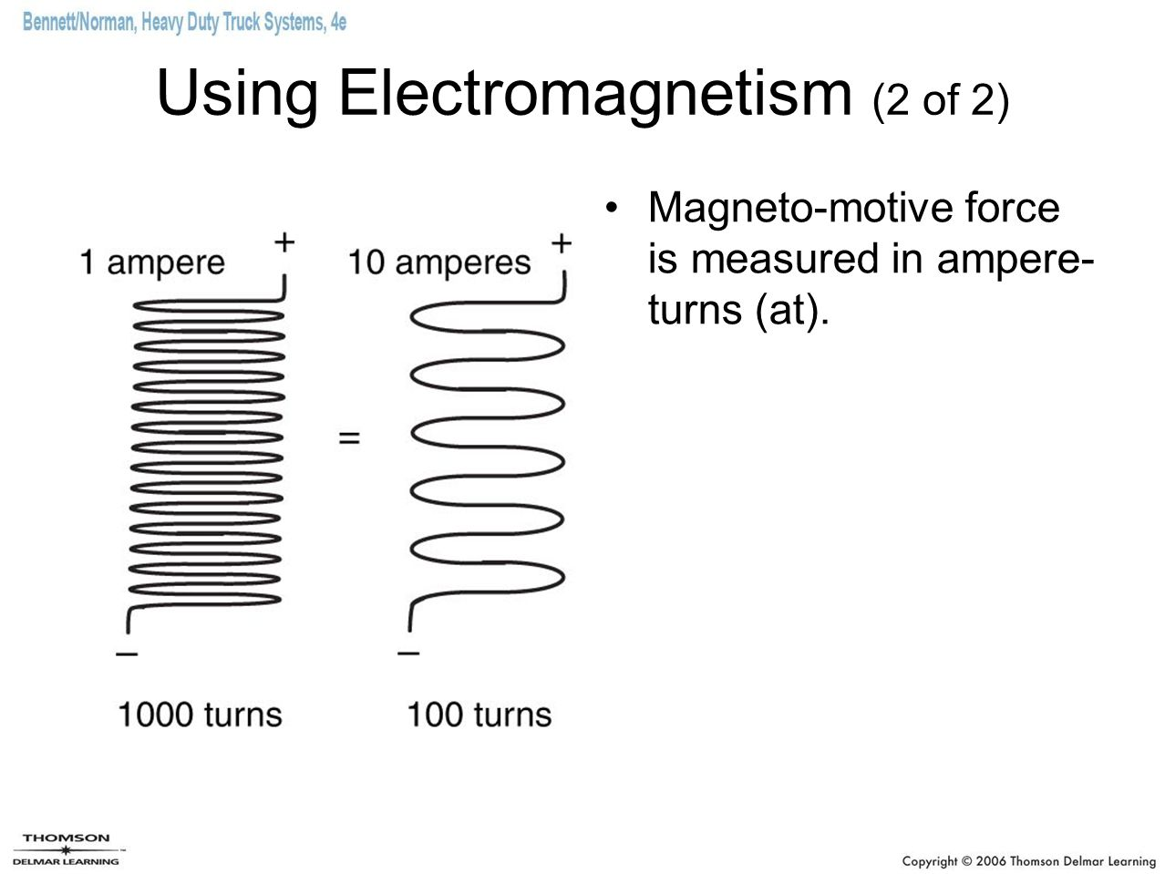 Using Electromagnetism (2 of 2)