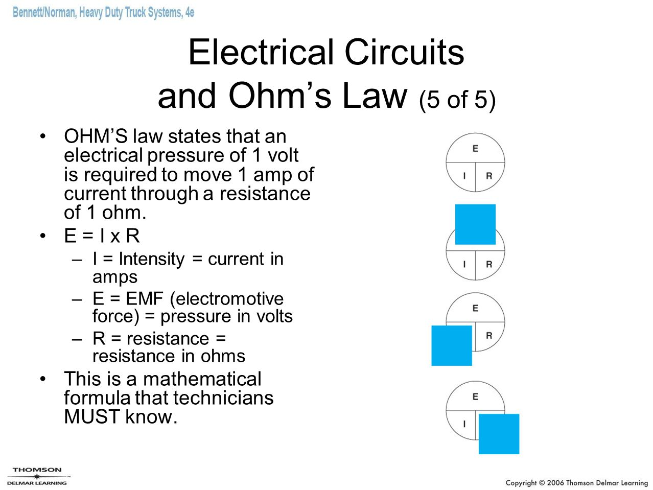 Electrical Circuits and Ohm's Law (5 of 5)