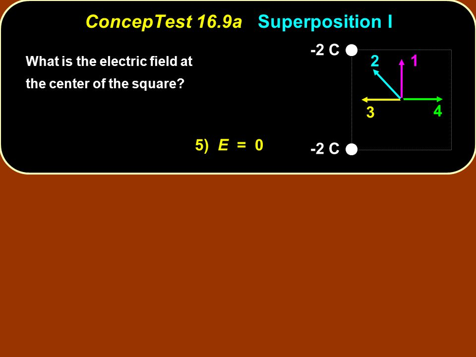 ConcepTest 16.9a Superposition I
