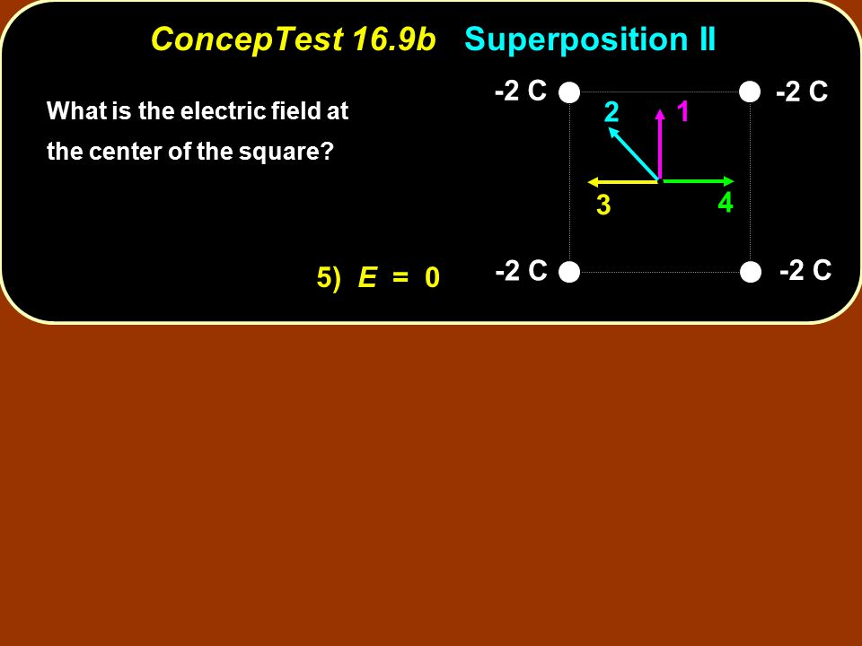 ConcepTest 16.9b Superposition II