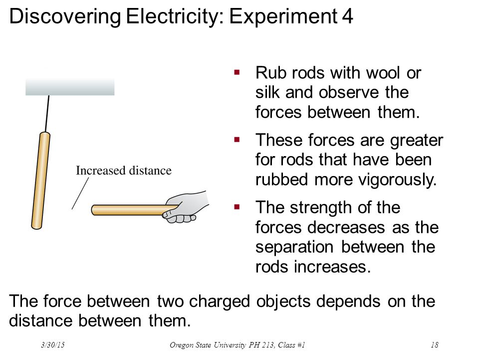 Discovering Electricity: Experiment 4