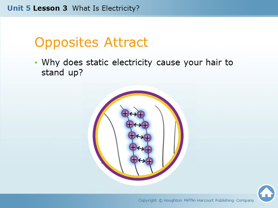 Unit 5 Lesson 3 What Is Electricity