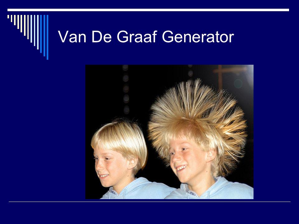 Van De Graaf Generator