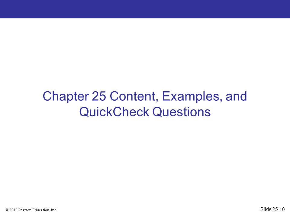 Chapter 25 Content, Examples, and QuickCheck Questions