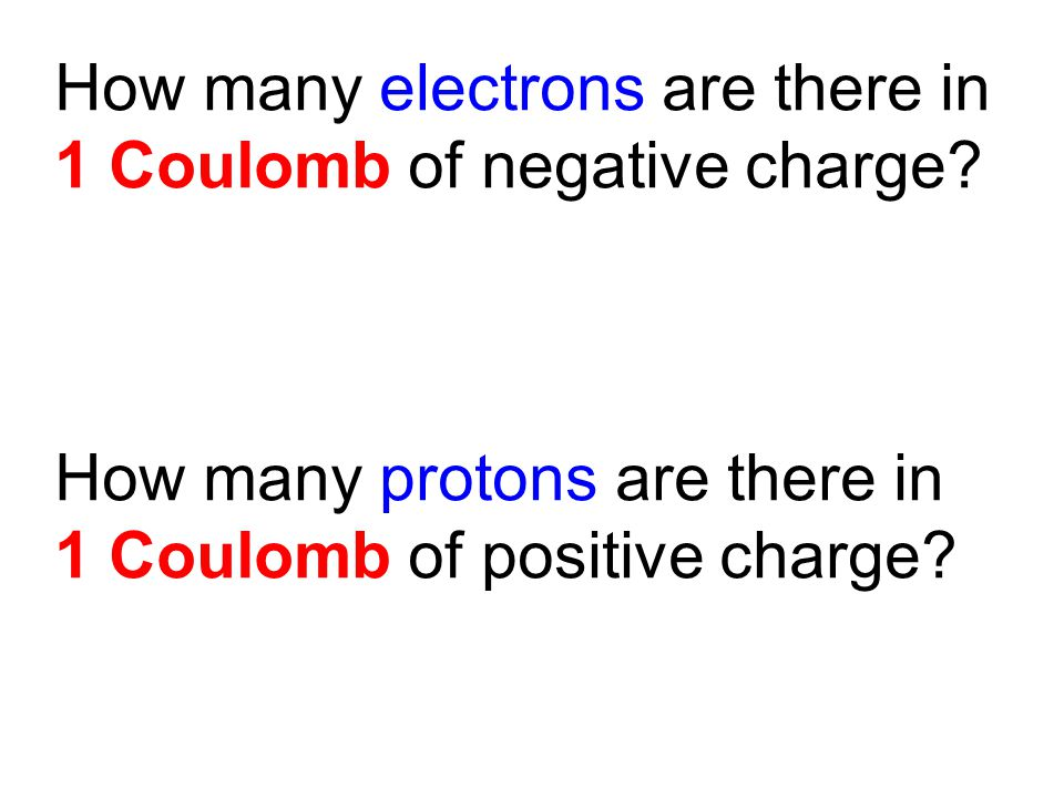 How many electrons are there in
