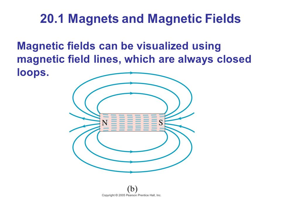 20.1 Magnets and Magnetic Fields
