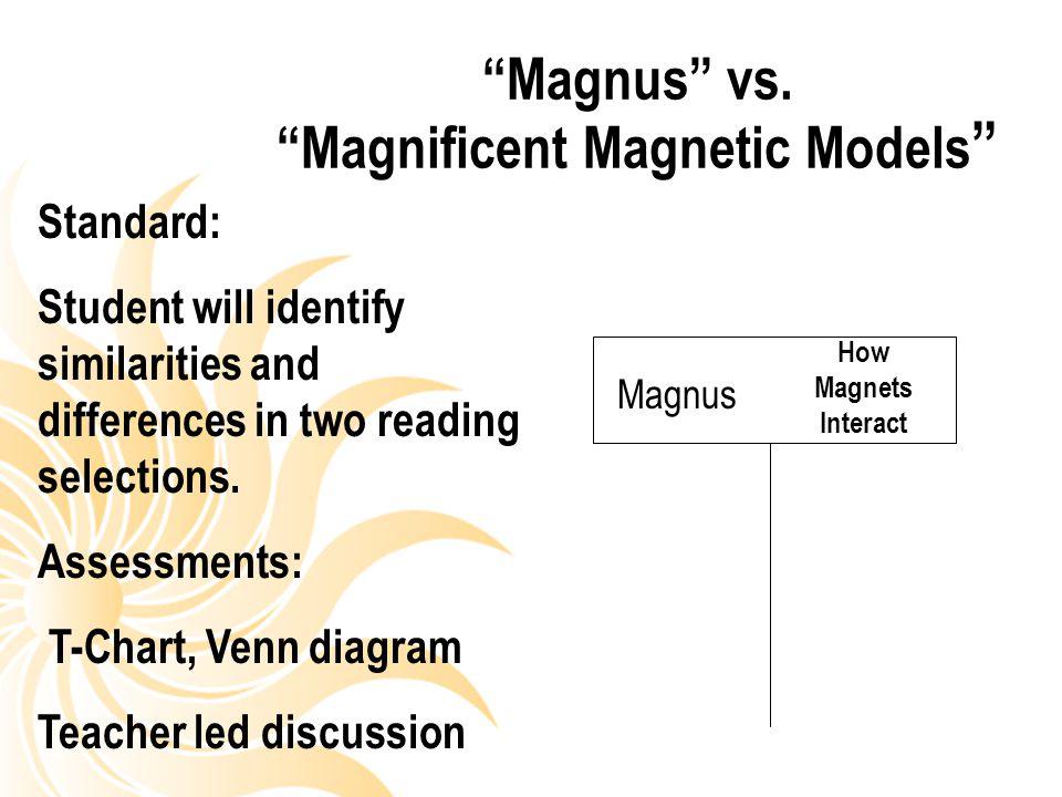 Magnus vs. Magnificent Magnetic Models