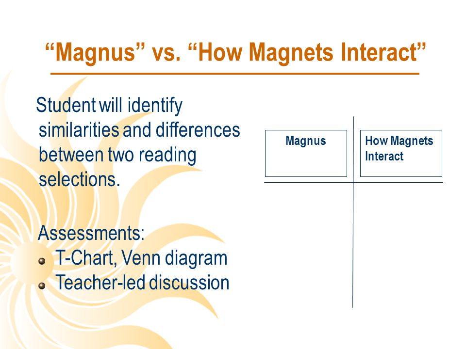 Magnus vs. How Magnets Interact
