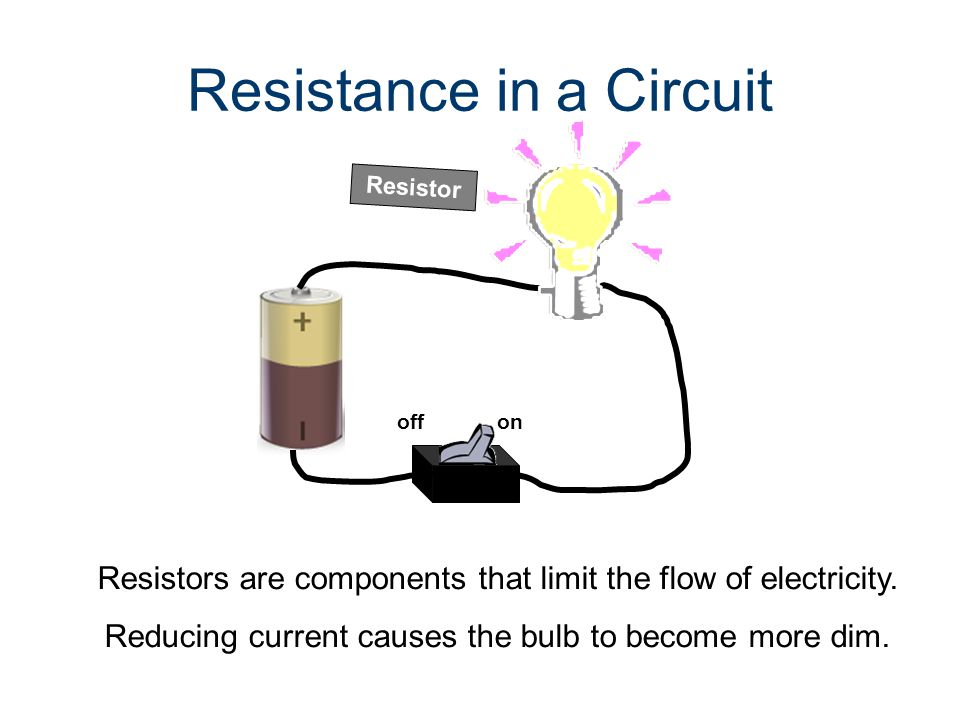 Resistance in a Circuit