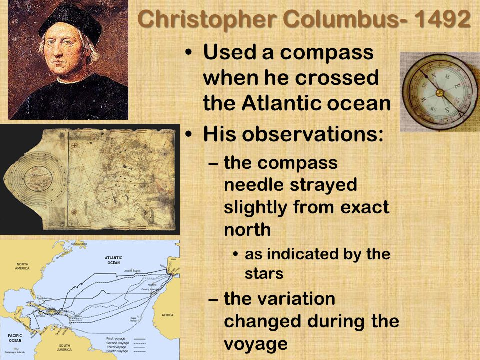 Christopher Columbus- 1492
